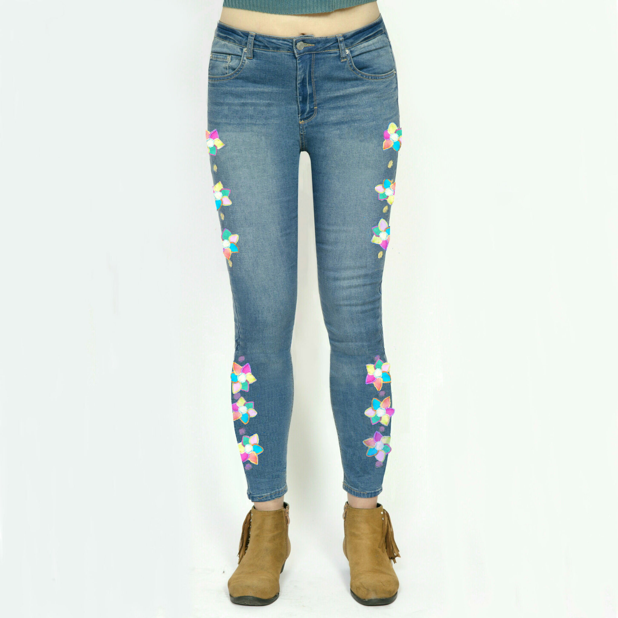 397bf8ff Wonderland Jeans-2,Version-2, Limited Product ! - Lys Majesty, Trendy new  Jeans trousers