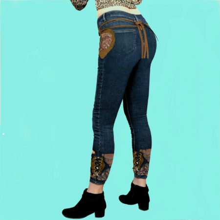 Pantalon-Jeans-Far-West-Dos-Lys-Majesty-4